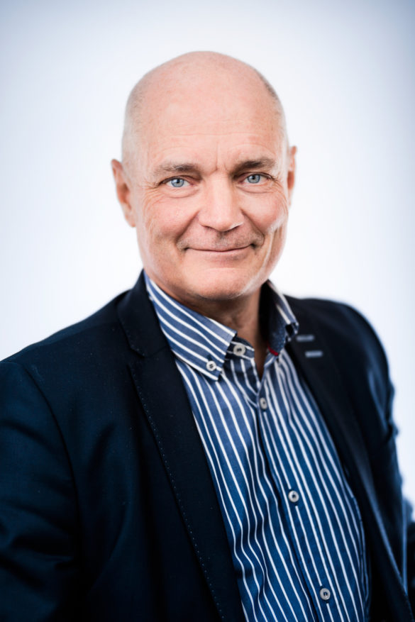 Picture of Torbjörn Kronander, CEO and President of Sectra
