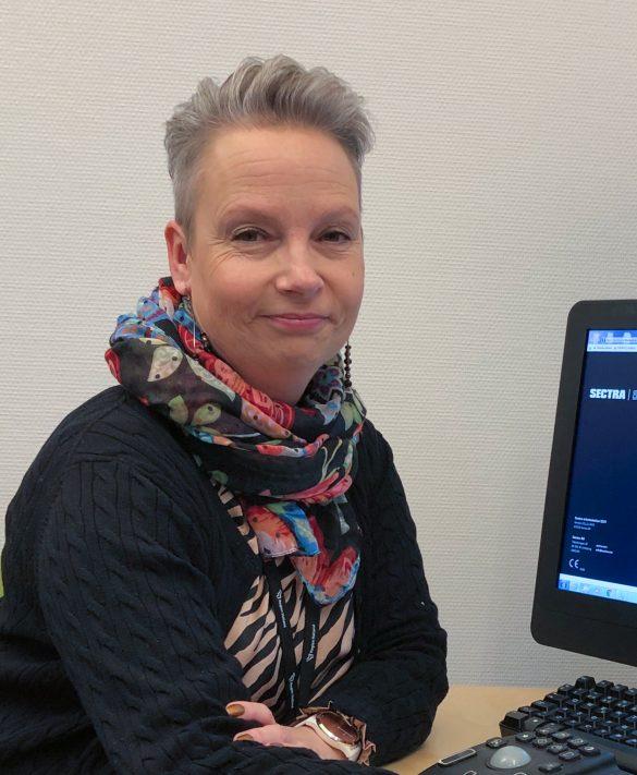 Camilla Larsen, System Coordinator, Region Halland