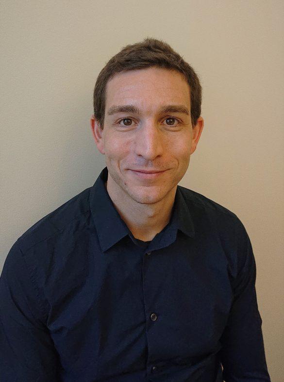 Kevin Sandeman, Department Manager at Region Skåne's pathology lab in Malmö, Sweden.