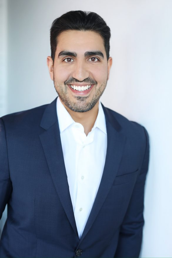 Nader Soltani, President, Sectra Canada Inc.